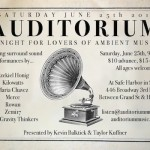 Auditorium June 25 Flyer 500px